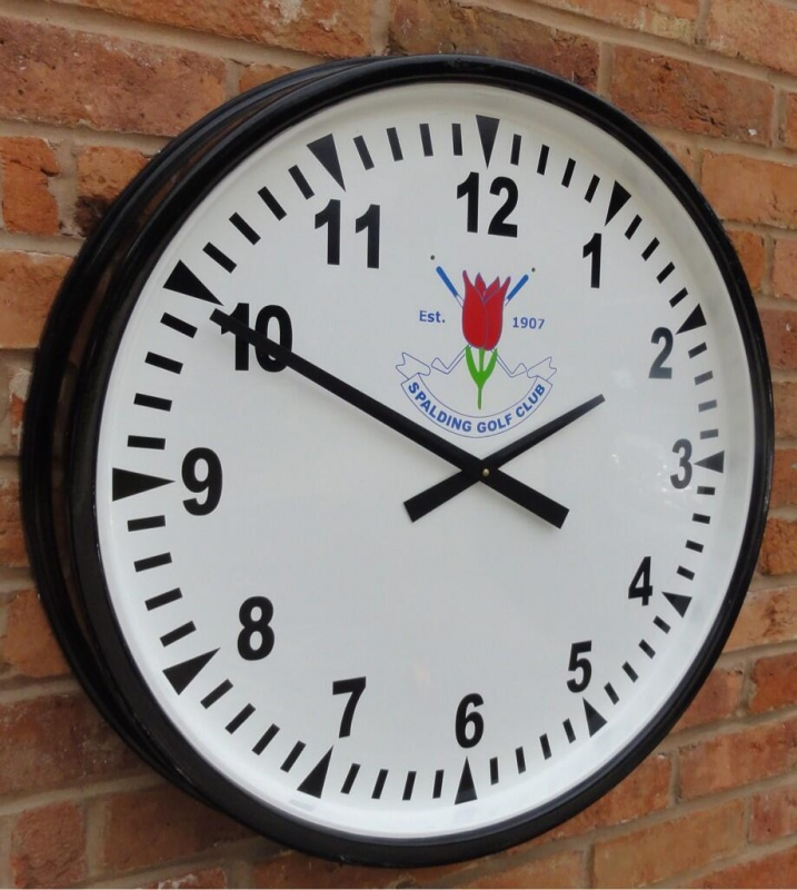 Pavilion Sports Club House Clocks Outdoor Clocks For